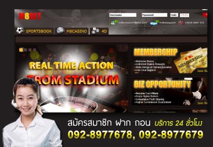 M8bet Casino online
