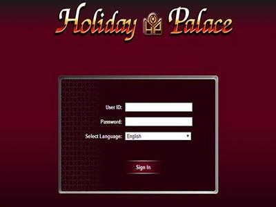 Holiday palace ออนไลน์